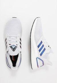 adidas Performance - ULTRABOOST 20 PRIMEKNIT RUNNING SHOES - Zapatillas de running neutras - dash grey/blue vision metallic/core black - 1