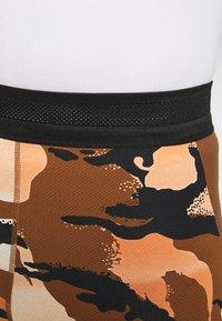 adidas Performance - Leggings - brown - 5