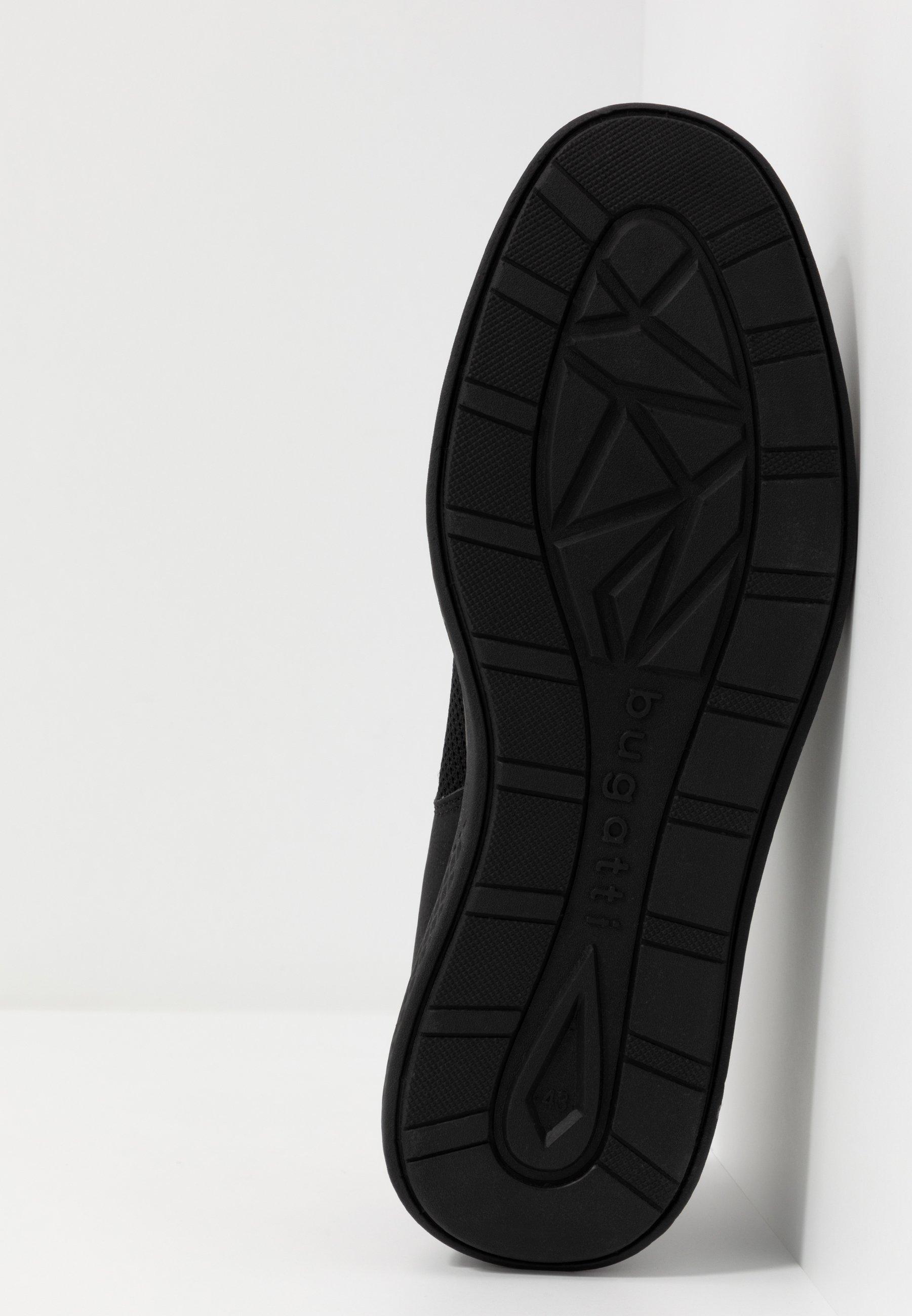 Bugatti DEXTER - Sneaker low - black/schwarz - Herrenschuhe hgQaZ