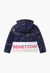 Benetton - Winter jacket - dark blue - 1