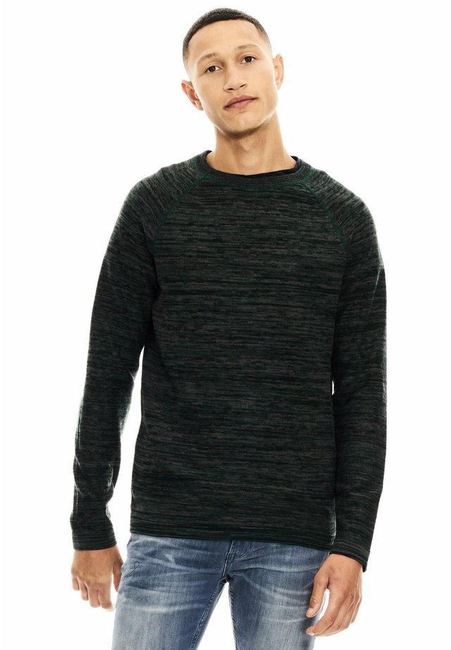 Sweater - alpine green