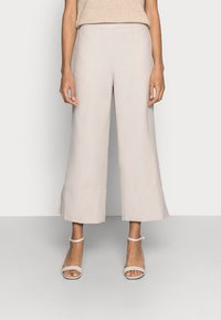 someday. - CARLINNI - Kalhoty - soft stone - 0
