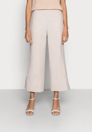 CARLINNI - Kalhoty - soft stone