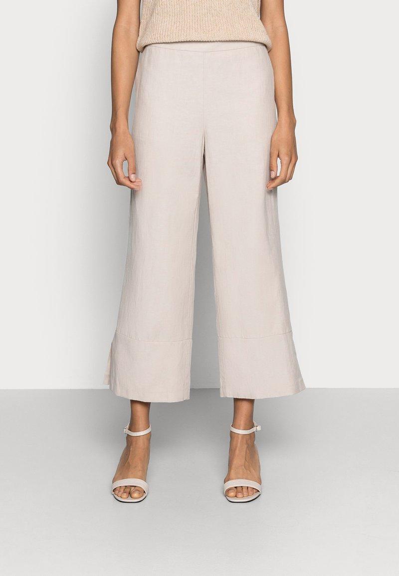 someday. - CARLINNI - Kalhoty - soft stone