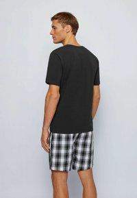 BOSS - Pyjama top - black - 2
