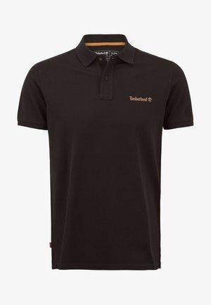 SMALL LOGO PRINT - Poloshirt - black