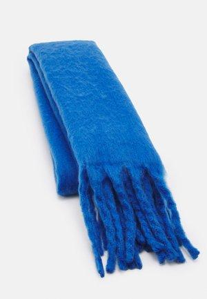 SCARF BIG FRINGE - Huivi - blue