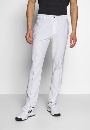 Kalhoty - white/grey