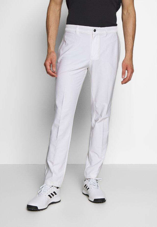 Pantaloni - white/grey