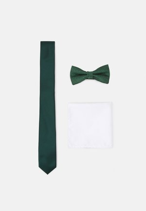 JACGREENISH NECKTIE SET - Solmio - forest night