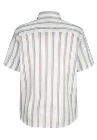 Roger Kent - Shirt - weiß silberfarben - 1