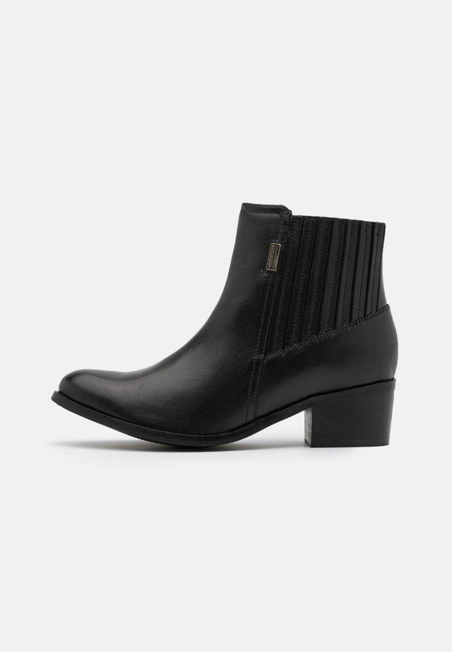 COMPTON - Korte laarzen - black