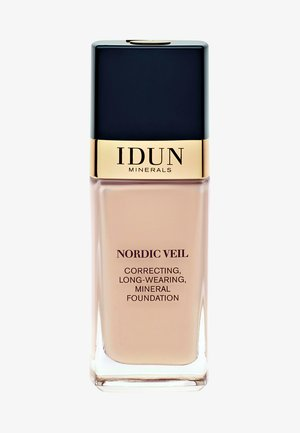 NORDIC VEIL - Foundation - disa - light medium neutral