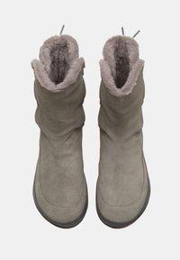 Camper - PEU PISTA  - Winter boots - gray - 1