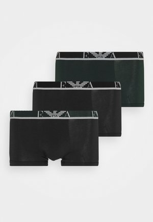 TRUNK 3 PACK - Panty - nero/scarabeo
