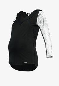 ohma! - NURSING - Bluzka z długim rękawem - black - 5
