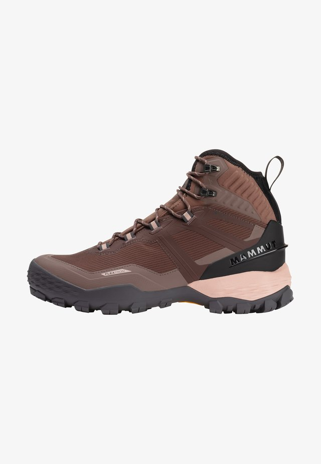 Hiking shoes - deep taupe-dark deep taupe