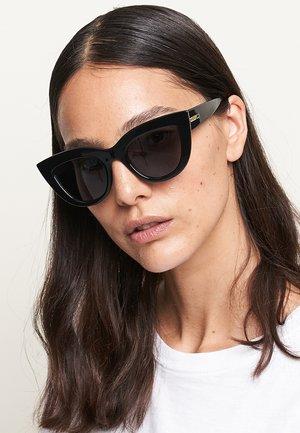 KAROO - Sunglasses - all black