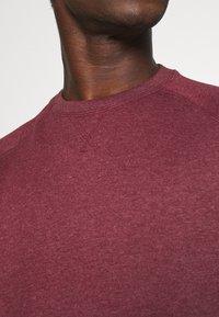 Pier One - Sweatshirt - bordeaux - 5
