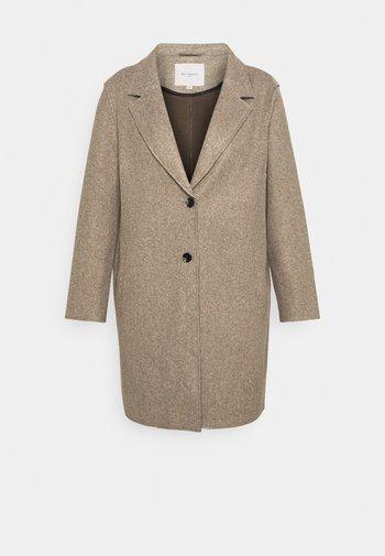 CARCARRIE BONDED COAT - Classic coat - caribou melange