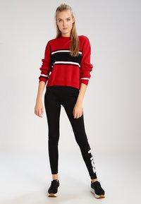 Fila Tall - FLEX  - Leggings - Trousers - black - 1