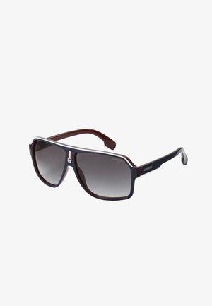 Sluneční brýle - dark blue/red/white