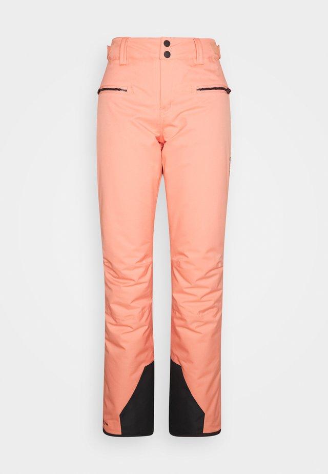 SILVERBIRD WOMEN SNOWPANTS - Pantalon de ski - desert flower