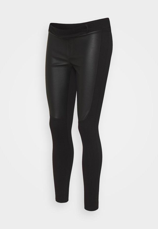 TIAGO - Leggings - Trousers - black