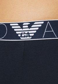 Emporio Armani - LEGGINGS - Pyjama bottoms - marine - 3