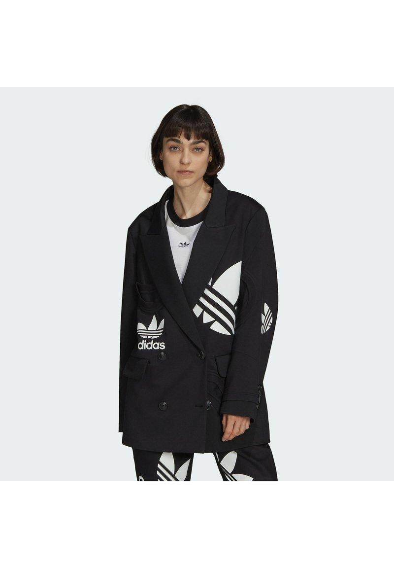 adidas Originals - Short coat - black