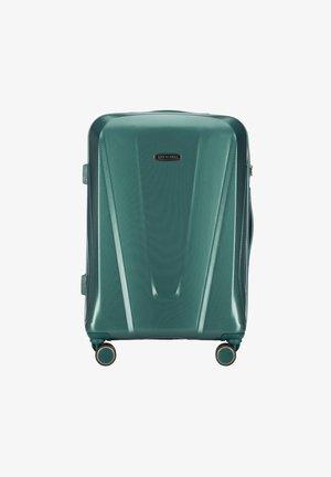 EXPLORER LINE - Wheeled suitcase - grün