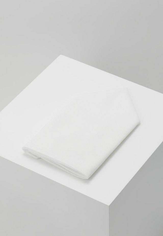 FAMIANO - Fazzoletti da taschino - pure white