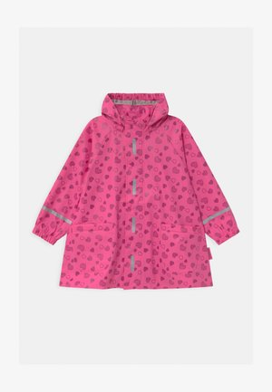 HERZCHEN - Waterproof jacket - pink