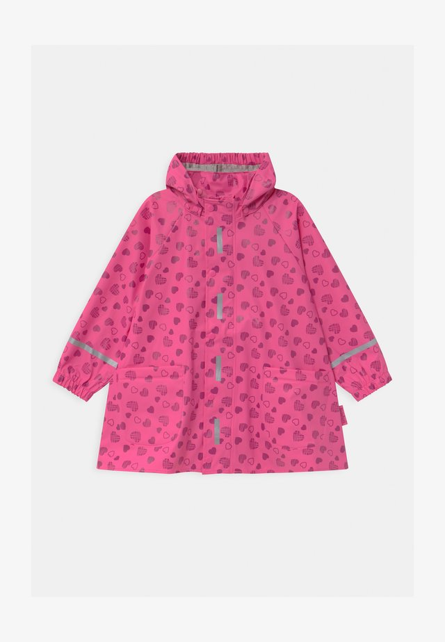 HERZCHEN - Impermeable - pink