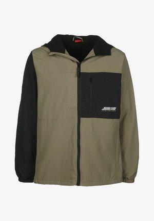 SCS DIVIDE - Light jacket - sage black
