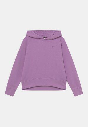 BASIC HOODY - Sweatshirt - violet purple