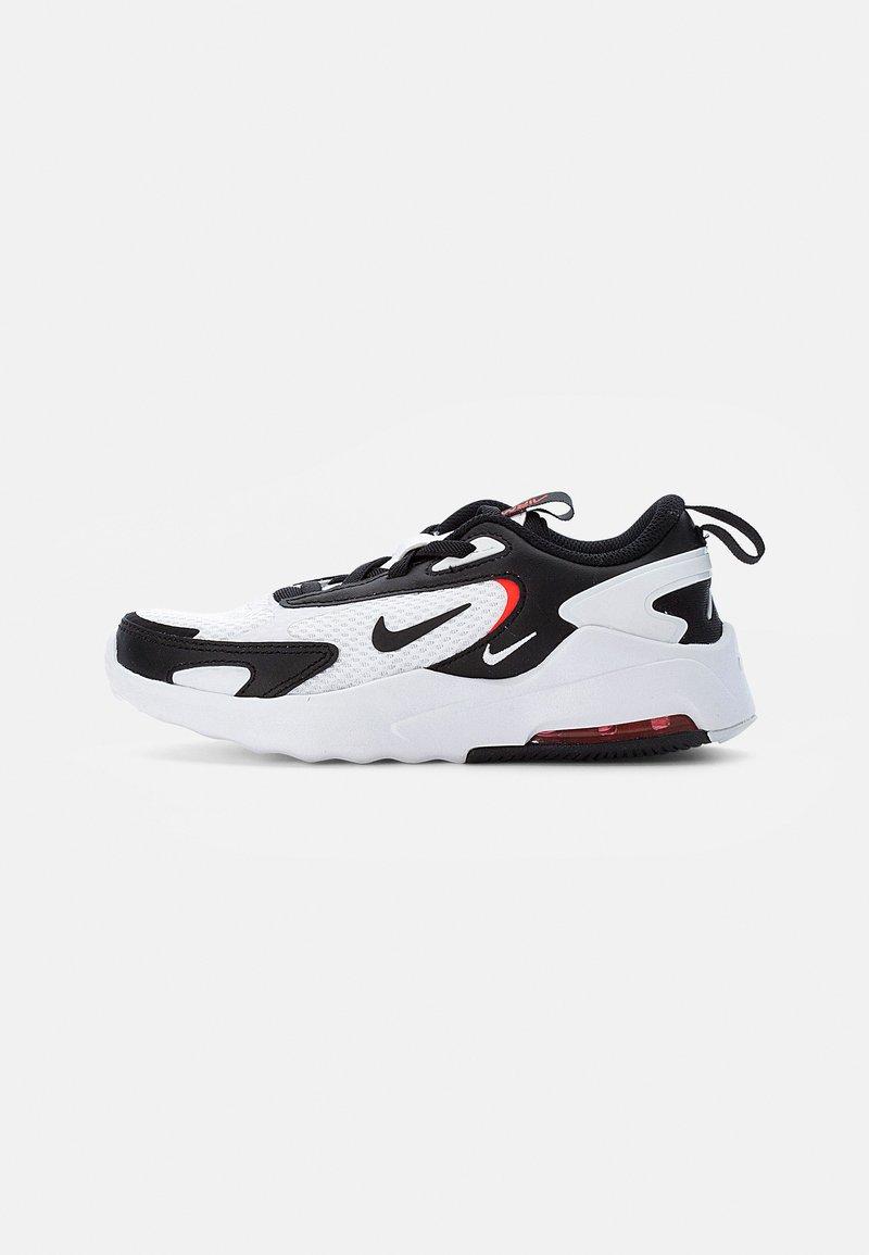 Nike Sportswear - AIR MAX BOLT UNISEX - Trainers - white/black crimson