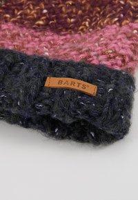Barts - AZALEA BEANIE - Beanie - dark heather - 2