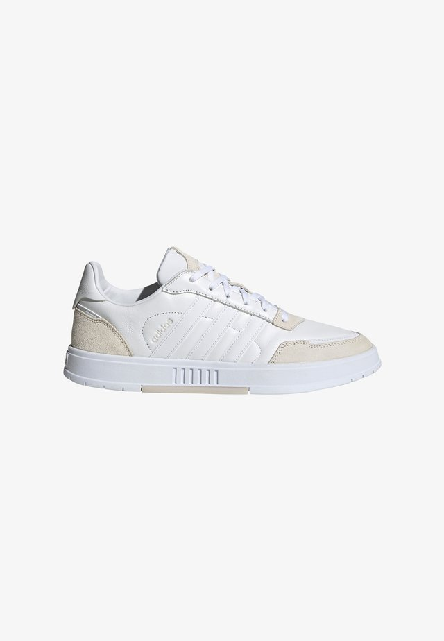 COURTMASTER - Skateschuh - ftwr white/chalk white/dove grey