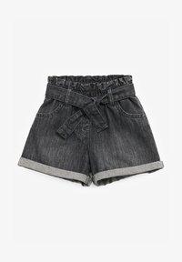 Next - Denim shorts - grey denim - 0