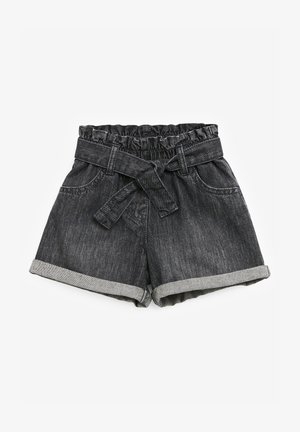 Shorts vaqueros - grey denim