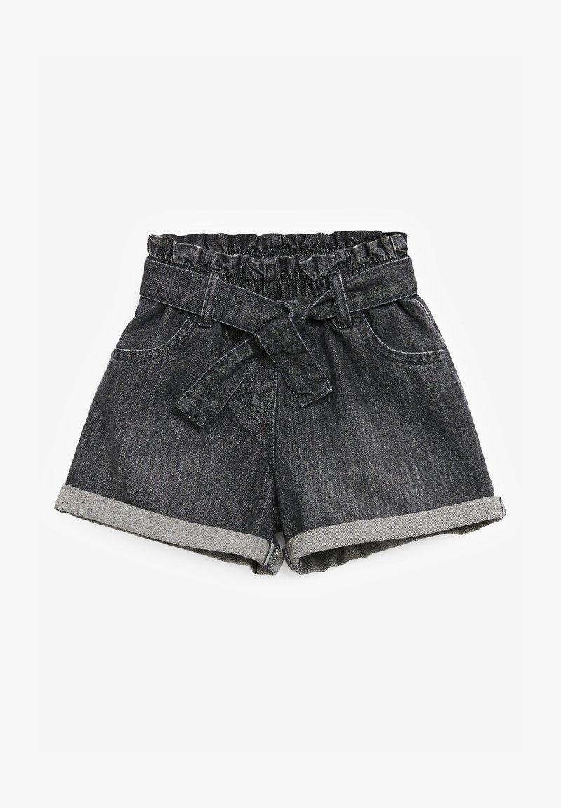 Next - Denim shorts - grey denim