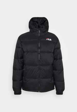 SCOOTER PUFFER JACKET - Zimní bunda - black
