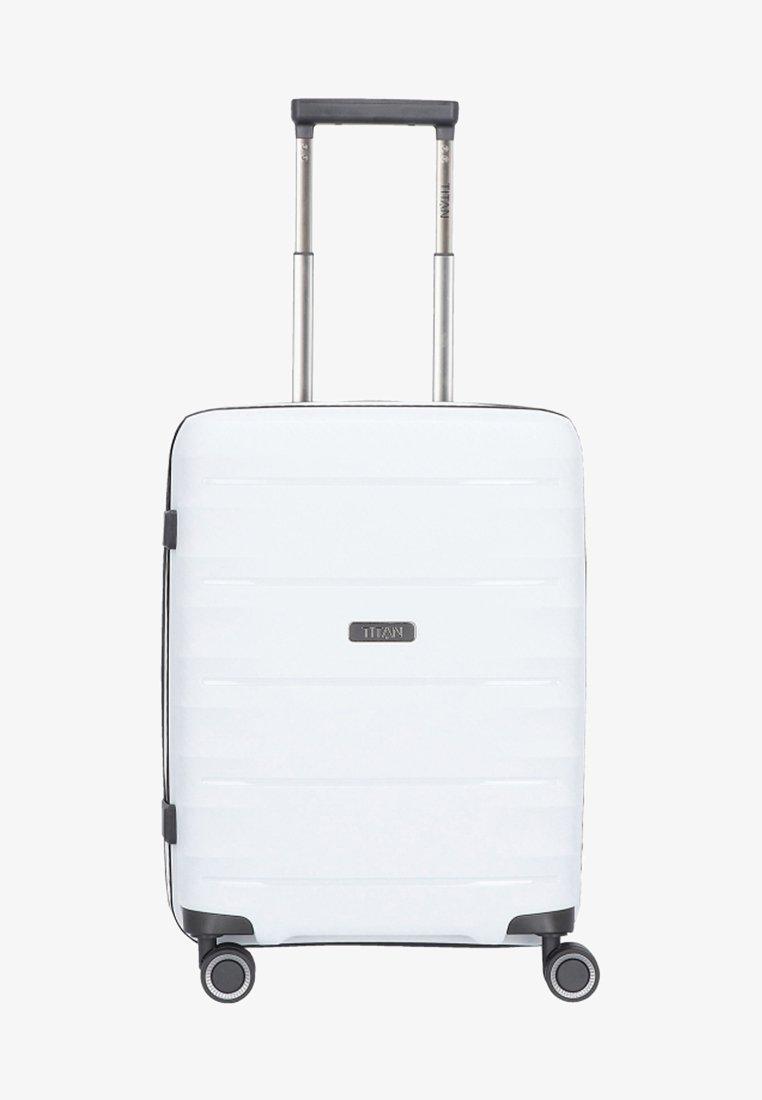 Titan - HIGHLIGHT  - Wheeled suitcase - off-white
