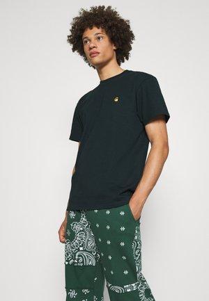 CHASE - T-shirt basic - frasier/gold