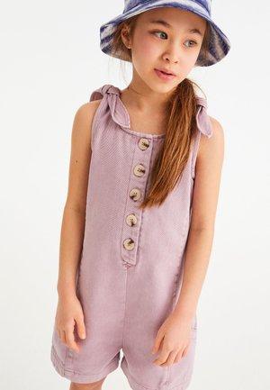 Jumpsuit - lilac