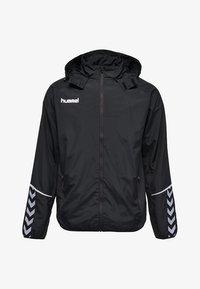 Hummel - CHARGE - Sports jacket - black - 0