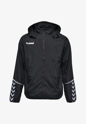 CHARGE - Veste de running - black