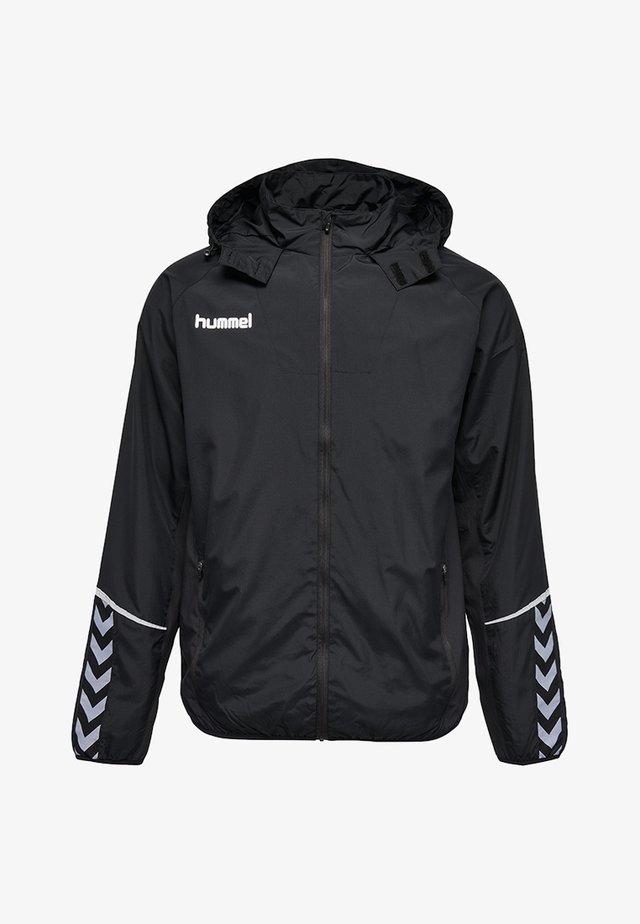 CHARGE - Sports jacket - black