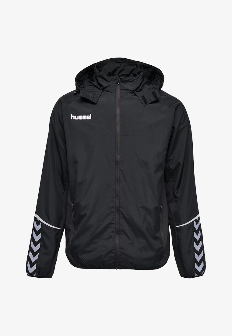 Hummel - CHARGE - Sports jacket - black